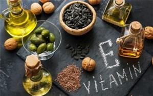 ویتامین E بدون مصرف همزمان چربی هم جذب میشود