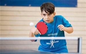 نوجوان تنیسور ایرانی با منتخب آسیا قهرمان جهان شد