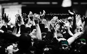 حضور پر شور مردم چهارمحال و بختیاری در عزاداریهای حسینی