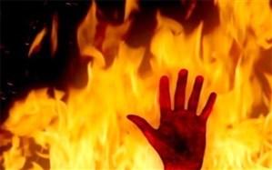 مردی دخترمورد علاقهاش را در جنتآباد آتش زد