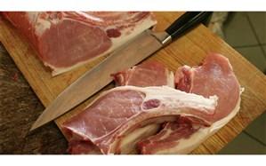 کشف بیش از 4 تن گوشت فاسد در میاندورود