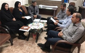نشست تخصصى سرگروه هاى آموزشى درس تربیت بدنى استان بوشهر برگزار شد