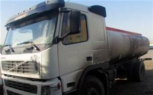 کشف 30 هزار لیتر گازوئیل قاچاق در عملیات پلیس یزد