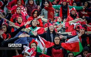 استقبال شگفتانگیز زنان ایرانی از حضور در ورزشگاه؛ 3 هزار بلیت تمام شد