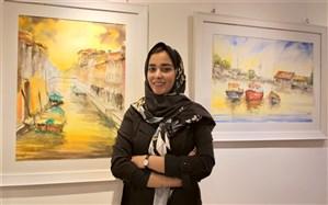 دانشآموز برگزیده مسابقات فرهنگی هنری: آموزش و پرورش از نظر شغلی ما را حمایت کند