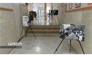نمایشگاه عکس هنرجویان هنرستان های امام مهدی (عج) و 17 شهریور