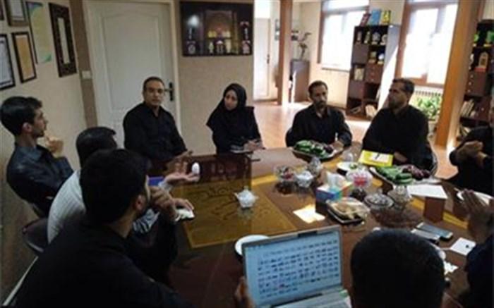 قزوین برای گرامیداشت هفته دفاع مقدس آماده می شود