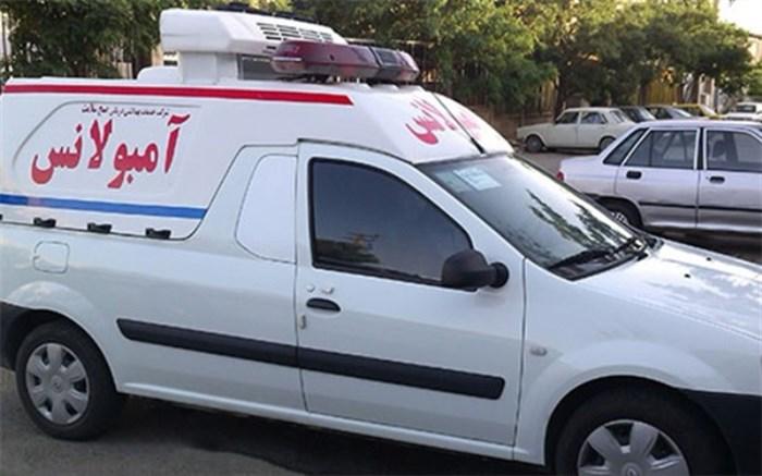 خودرو آمبولانس