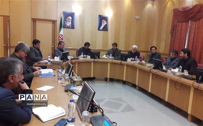 نشست استاندار اردبیل با مجمع نمایندگان استان
