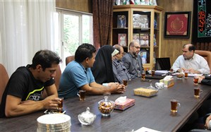 برگزاری نشست پیگیری روند اجرایی نصب اولین دیواره استاندارد سنگنوردی در استان کرمانشاه