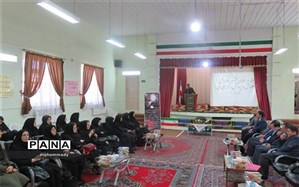 برگزاری مانور بازگشایی مدارس ناحیه ی ۲ اردبیل