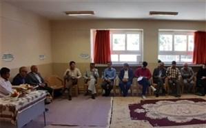 جلسه مدرسان آموزش خانواده با کارشناس سلامت روان شبکه بهداشت و درمان سمیرم برگزار شد