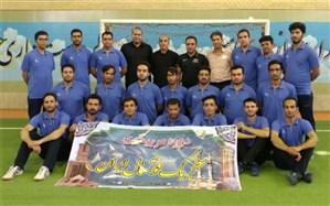 دوره مربیگری فوتسال سطح یک ایران ویژه معلمین تربیت بدنی استان یزد