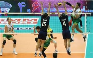 برنامه دور دوم مسابقات والیبال قهرمانی آسیا