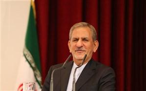 جهانگیری:  ایران برای رفع مشکلات  راهپیمایی اربعین از هیچ اقدامی دریغ نخواهد کرد