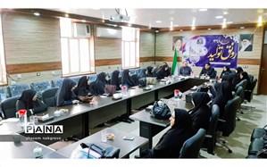 برگزاری اولین جلسه اعضای مجمع عمومی پارلمان مشورتی زنان درشهرستان حمیدیه