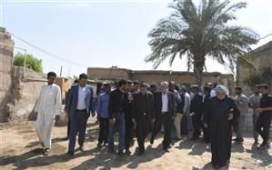 ماموریت البرز در شهرستان سیل زده باوی با سربلندی در مراحل پایانی است