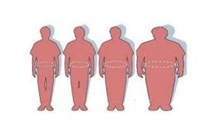 افزایش سن ـ چاقی