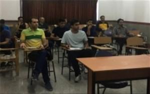 برگزاری دوره مربیگری درجه۳ به میزبانی استان یزد