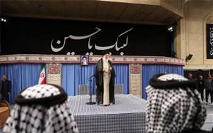 رهبر انقلاب: راهپیمایی عظیم اربعین نشانه اراده پروردگار بر نصرت امت اسلامی است