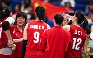 جام جهانی والیبال زنان؛ چین بدون دردسر صدرنشین ماند