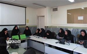جلسه کمیته هماهنگی آموزش و پرورش با پایگاه های مراکز بهداشتی شرق تهران