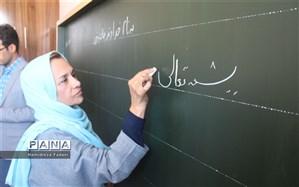 دبیرستان دخترانه حضرت رقیه (س) روستای رهنه افتتاح شد