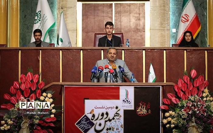کاظمی: محوریت مجلس دانشآموزی نقشآفرینی در گام دوم انقلاب است