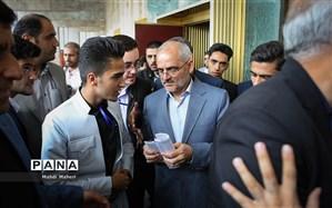 وزیر آموزش و پرورش: طرح رتبهبندی معلمان قطعاً از اول مهر اجرایی میشود