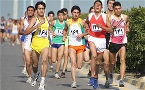 برگزاری مسابقه آزاد دو همگانی شهری در شیراز