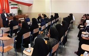 همایش عفاف و حجاب دانش آموزان شهرستان سمیرم برگزار شد