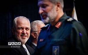 ظریف: تیم B آرزوی جنگیدن با ایران تا آخرین سرباز آمریکایی را دارد