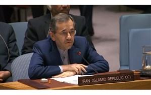 تختروانچی: جامعه جهانی آمریکا و اسرائیل را به اجرای تعهدات هستهای وادار کند