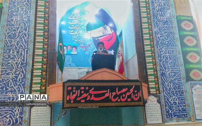 نماز جمعه شهرستان کاشمر