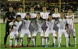 تیم فوتبال زیر 16 سال ایران به صعود نزدیکتر شد