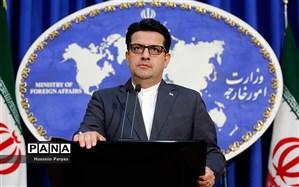 موسوی: گزارش حمله به نفتکش ایران به سازمان ملل متحد رفته است