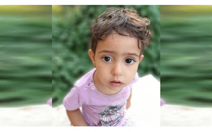 گم شدن دخترک 2 ساله