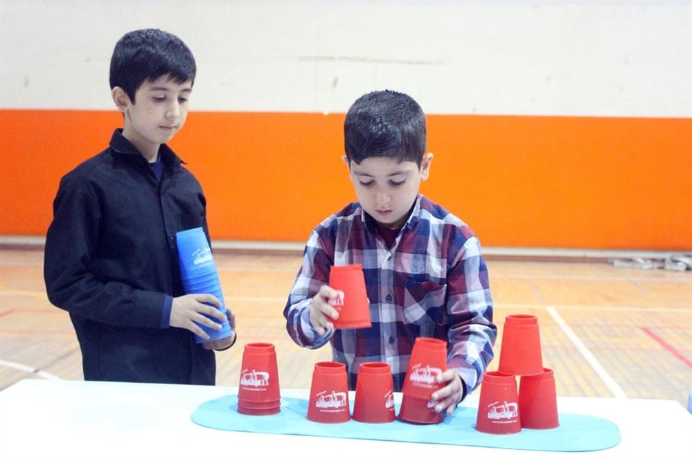 مسابقات لیوان چینی دانشآموزان تبریزی