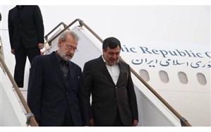 لاریجانی: ما خواستار امنیت در منطقه هستیم