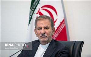 مکالمه تلفنی معاون اول رئیسجمهوری با رئیسجمهور عراق
