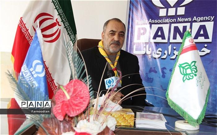 پیام تبریک مدیر سازمان دانش آموزی استان خراسان شمالی  به مناسبت سال  تحصیلی جدید