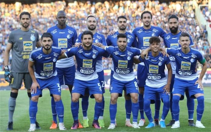 استقلال تهران تیمی 2019