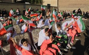 جشن شکوفه ها در مدارس ابتدایی کردستان بر گزار شد