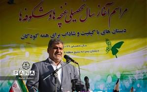 مدیرکل آموزشوپرورش تهران خبر داد: آغاز تحصیل ۱۰۴ هزار دانشآموز کلاس اولی در تهران