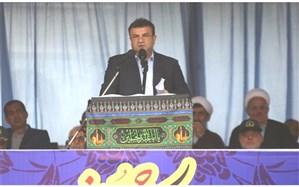 استاندار مازندران: وحدت و همدلی درس بزرگ دفاع مقدس است