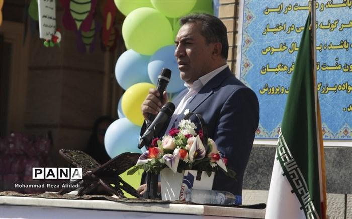 آیین استانی زنگ شکوفهها در شیراز