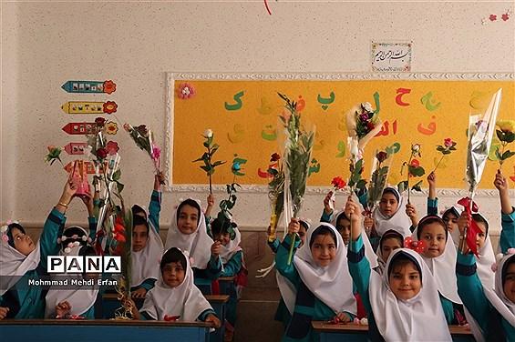 برگزاری جشن روز شکوفه ها در آباده