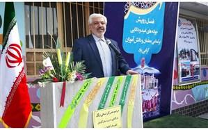 اللهیار ترکمن: علمآموزی دانشآموزان در محیطی سالم نیاز به تلاش همگانی دارد
