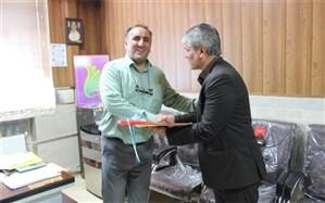 بازدید نمایندگان مدیریت آموزش و پرورش اسلامشهر از واحدهای آموزشی