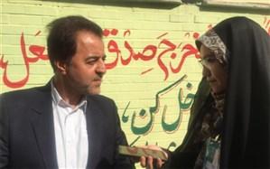 علیجانی، نماینده مجلس: پایه مشارکت اجتماعی در مدرسه شکل میگیرد
